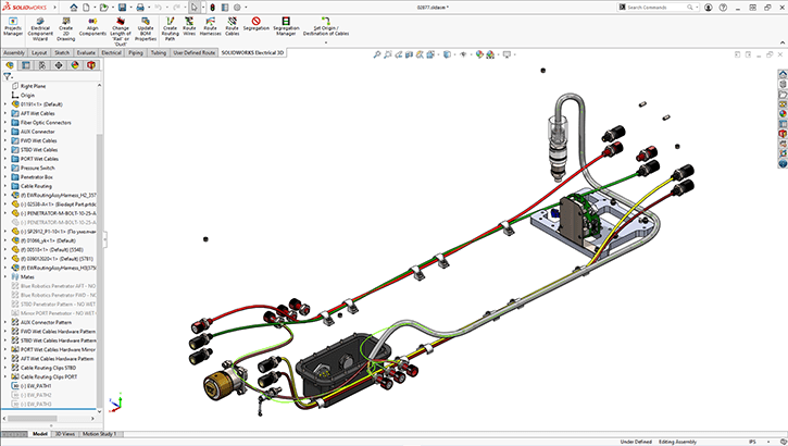 SolidWorks Electrical Metropolsoft